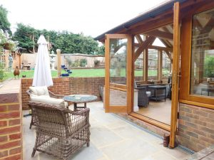 Oak Framed Garden Rooms-The Oak & Home Difference