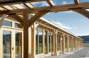 Oak Framed Conservatories-THE OAK & HOME DIFFERENCE