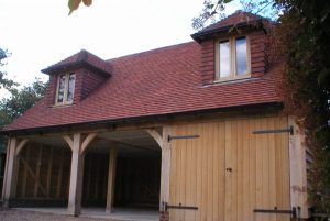 Oak Framed Garages-Additional services