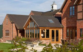 Oak & Home - Oak Framed Orangery