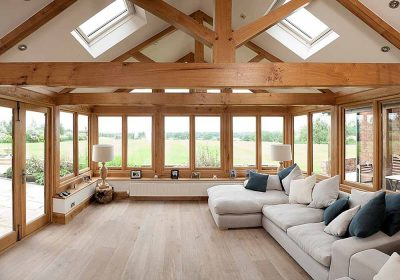 Oak & Home - Oak Framed Conservatory
