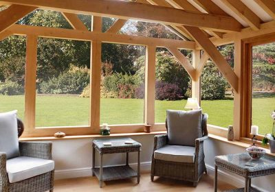 Oak Framed Porches-