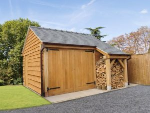 Oak Framed Garages-What is the process?